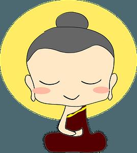 Budda clipart