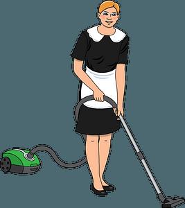 Maid clipart