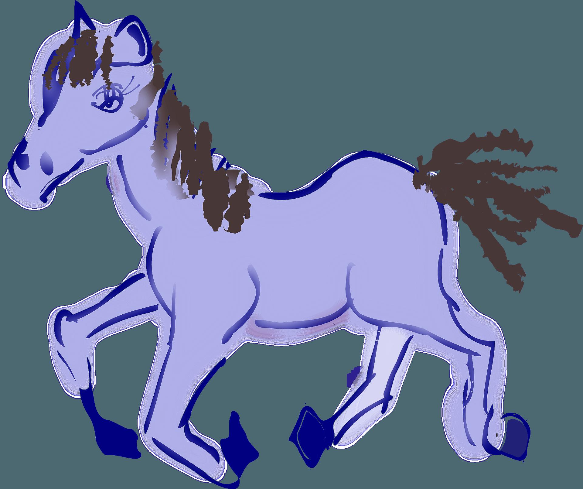 Running Horse Clipart Free Download Transparent Png Creazilla