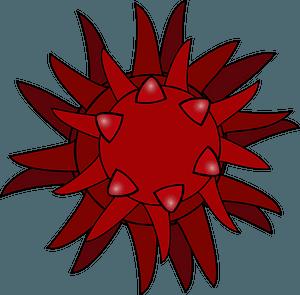 Virus clipart