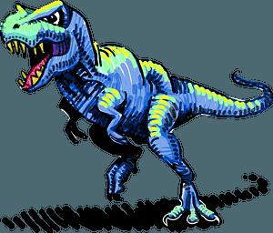 Tyranosaure clipart