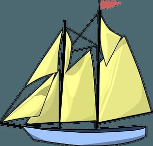 Sailing Ship clipart