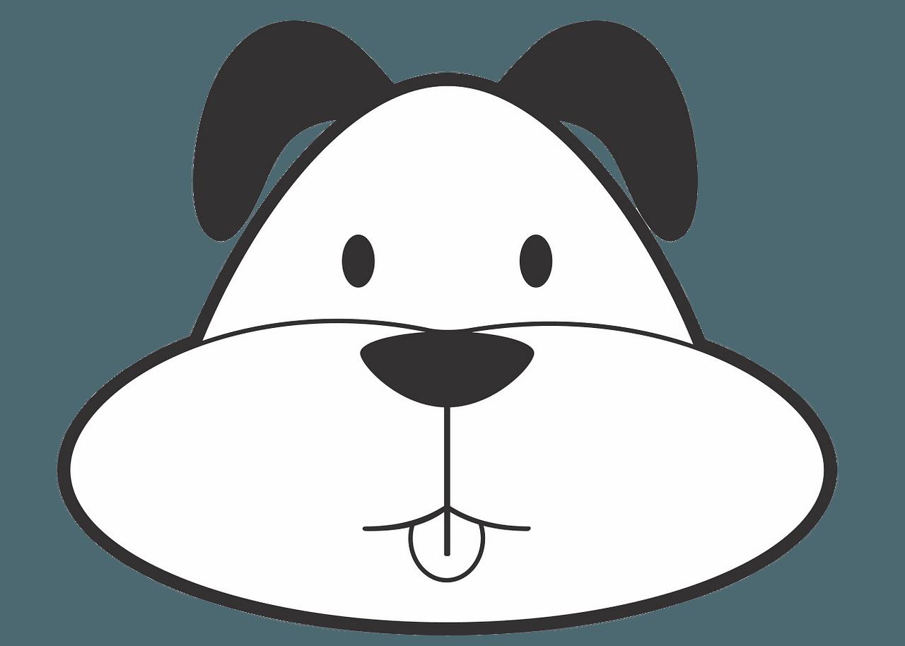 Cartoon Dog Face Clipart Free Download Transparent Png Creazilla