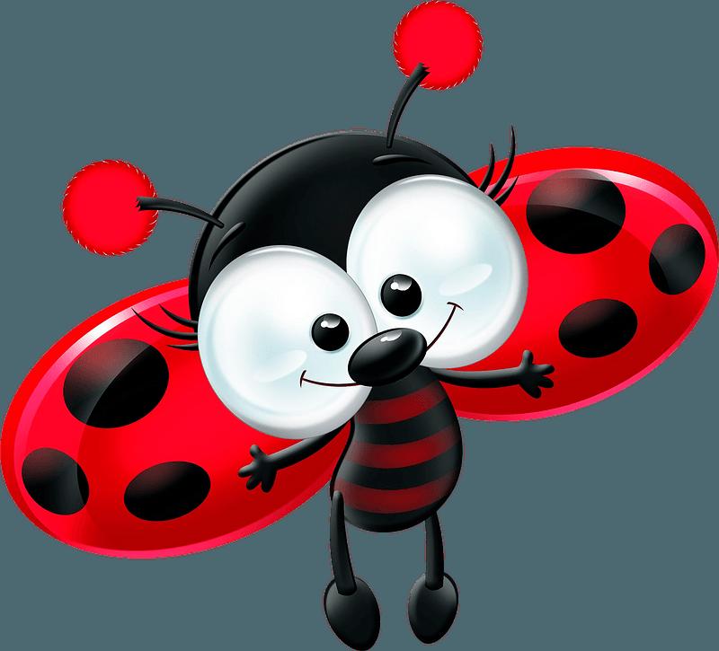 Cute Ladybug Clipart. Free Download Transparent .PNG Creazilla