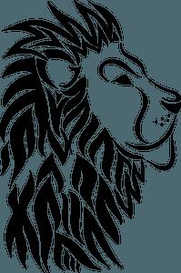 狮子头 剪贴画