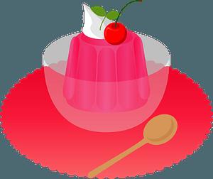 Gelatin Dessert clipart