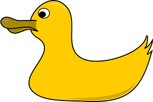 Rubber Duck clipart