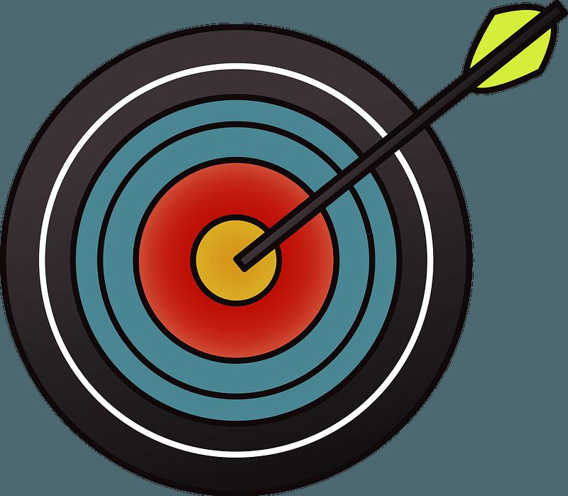 Bullseye Shooting Target Clip Art, PNG, 768x768px, Bullseye, Archery, Area,  Blog, Free Content Download Free