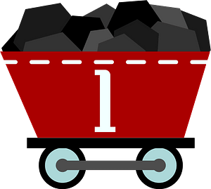 Coal Wagon clipart