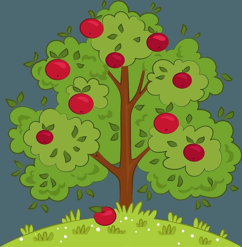 Apple Tree Clipart Free Download Transparent Png Creazilla