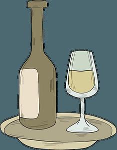 Wine clipart