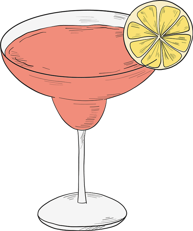 Download Vector Png For Free Download On - Transparent Background Margarita  Clipart PNG Image with No Background - PNGkey.com