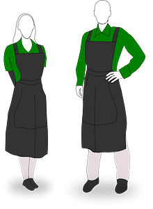 Waiting Staff clipart