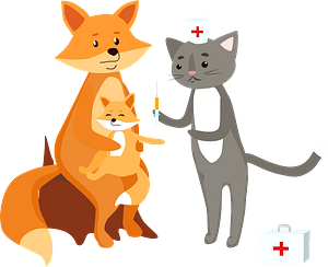 Doctor animal clipart