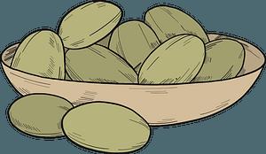 Italian food - olives clipart