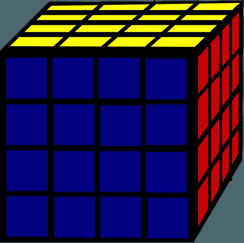 Rubik ' s Cube Puzzle clipart - Cube png herunterladen - 800*800 -  Kostenlos transparent Grün png Herunterladen.