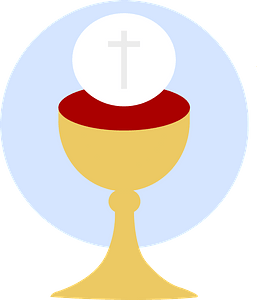 The Body and Blood of Jesus clipart