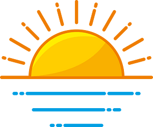 Sunrise clipart