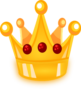 Crown clipart