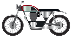 Motocycle clipart