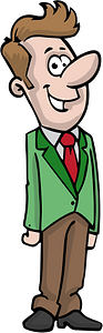 Businessman clipart