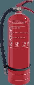 Fire Extinguisher Foam clipart