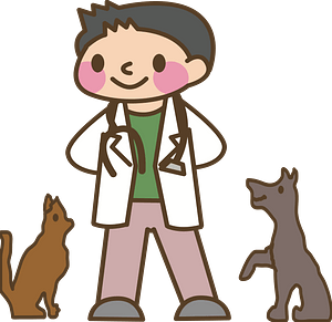 Full Doctor Vet clipart