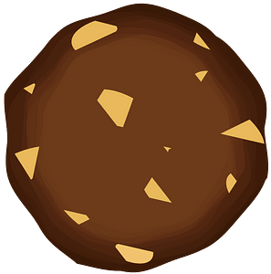 Chocolate Cookie clipart