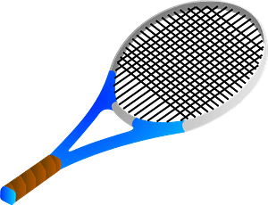 Tennis Racket clipart