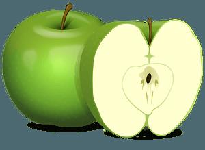 Green Apples clipart