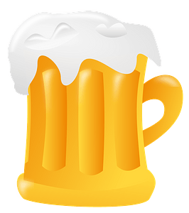 Fathers Day Beer clipart