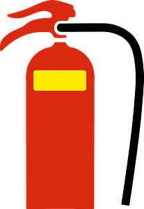 Fire Extinguisher Wet Chemical clipart