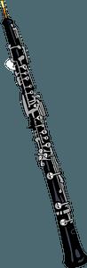 Oboe clipart