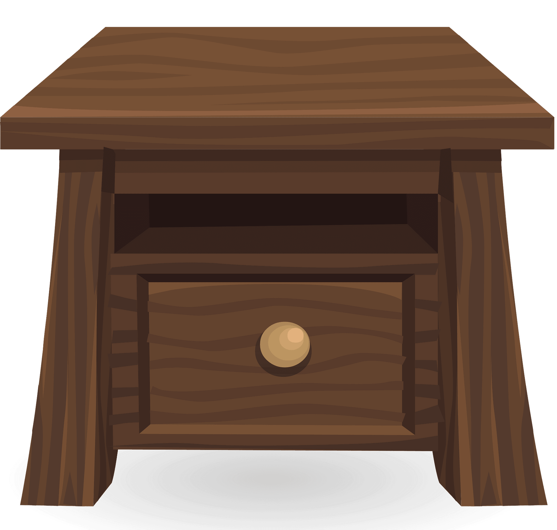 Picture of: Furniture Sidetable Wood Side Table Clipart Free Download Transparent Png Creazilla