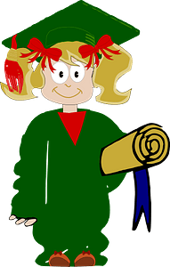 Child Care Academy clipart