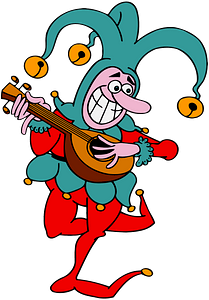 Jester clipart