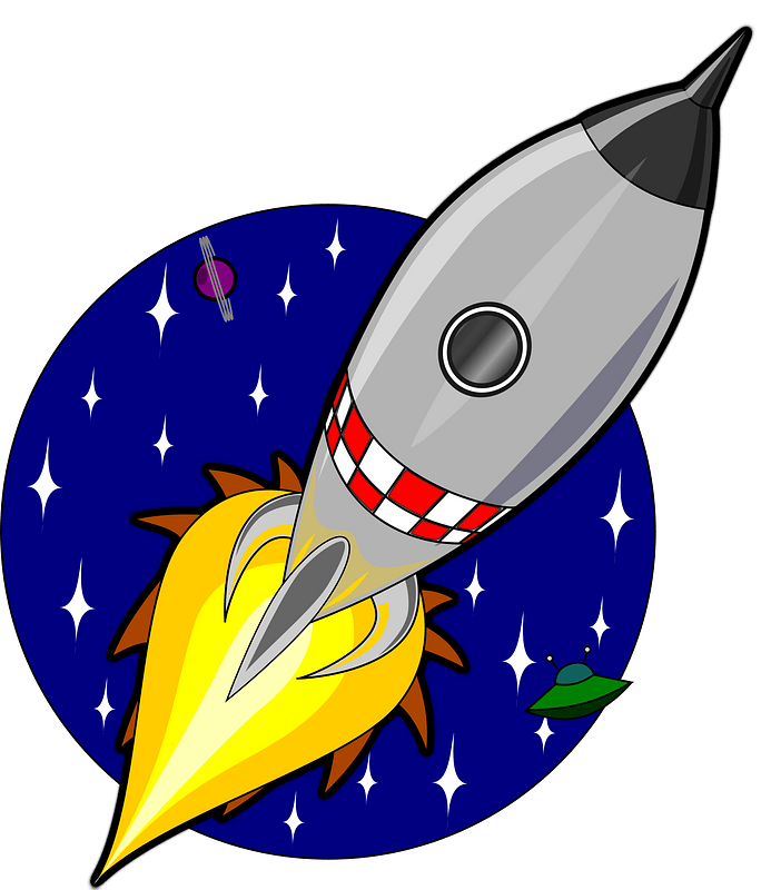 Rocket clipart. Free download transparent .PNG   Creazilla