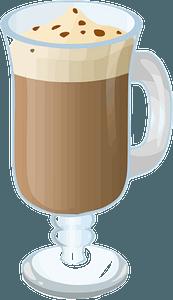 Mabbish Coffee Glitch clipart