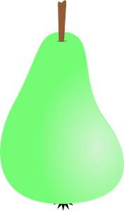 Pear clipart