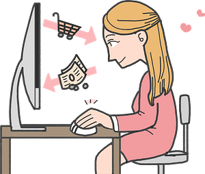 Online Shopping clipart