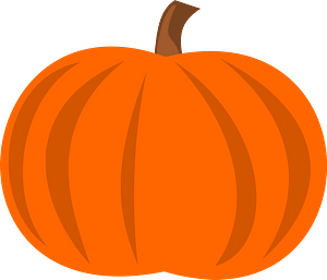 Plain Pumpkin clipart