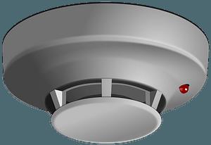 Smoke Detector clipart