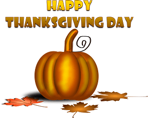 Thanksgiving Message clipart