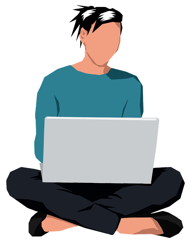 Laptop Clipart Free | Free Images at Clker.com - vector clip art online,  royalty free & public domain