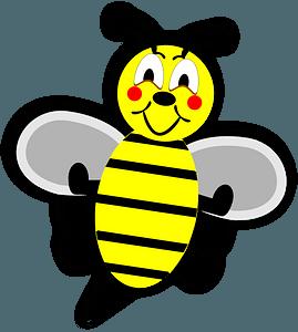 Bumblebee clipart