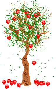 Apple Tree clipart