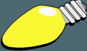 Christmas Bulb clipart
