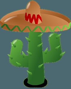 Cinco De Mayo Symbols clipart