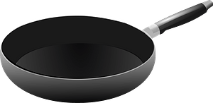 Cooking Pan clipart