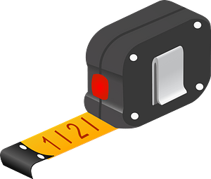 Tape Measure clipart